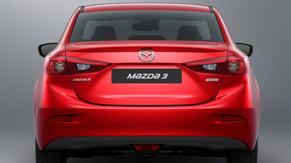Mazda_3 4D_2.0豪華進化版