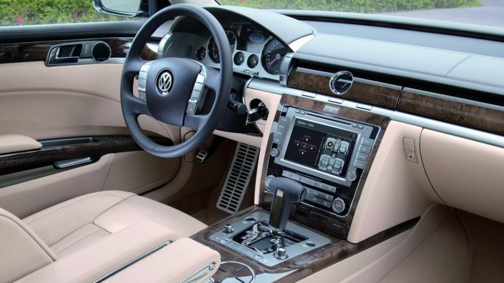 Volkswagen_Phaeton_V6 TDI LWB