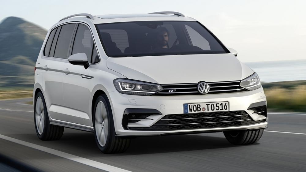 2019 Volkswagen Touran 280 TSI R-Line