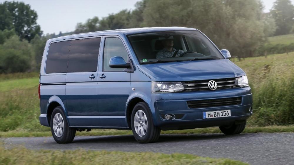 Volkswagen_Multivan_2.0 TDI 4Motion