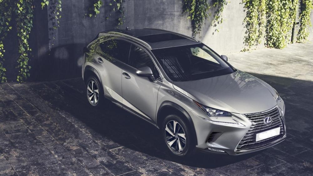 Lexus_NX_300旗艦版