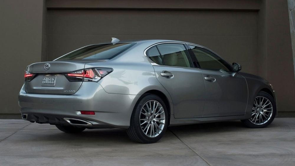 Lexus_GS_200t豪華Plus版