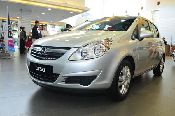 Opel_Corsa_1.4 Pleasure 5D
