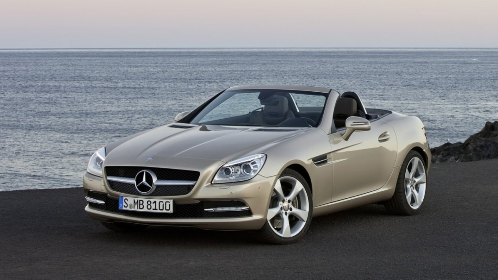 M-Benz_SLK-Class_SLK200 BlueEFFICIENCY豪華版