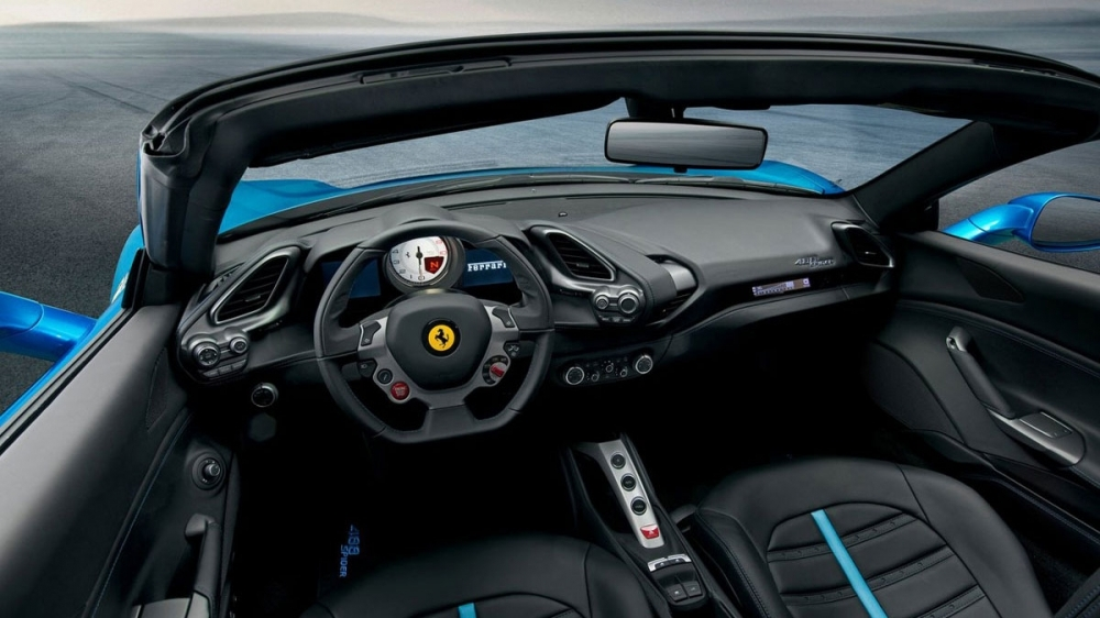 Ferrari_488 Spider_V8