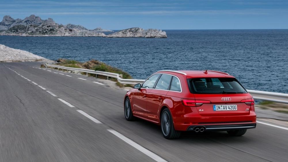 Audi_A4 Avant(NEW)_30 TFSI