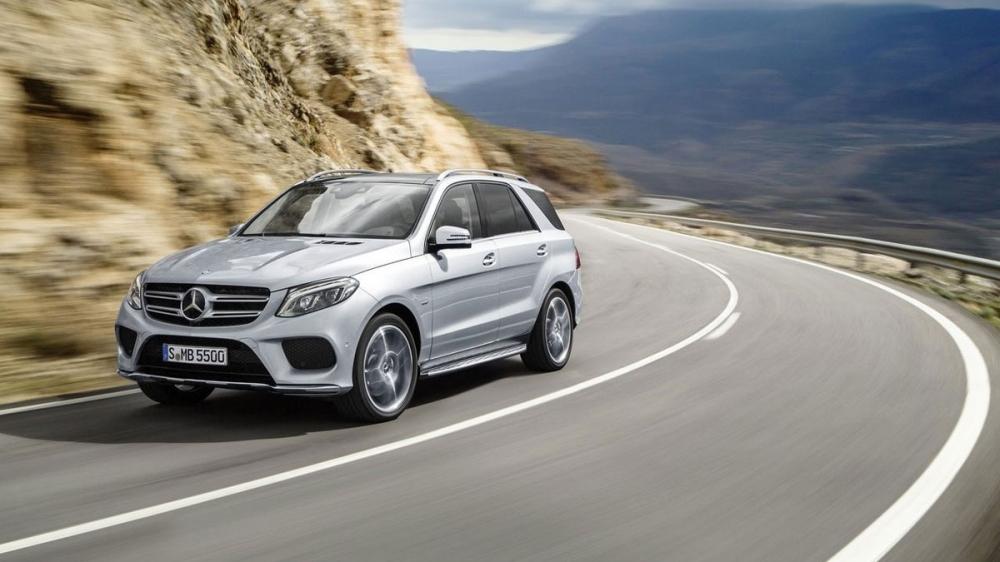 M-Benz_GLE-Class_GLE400 4MATIC LUX