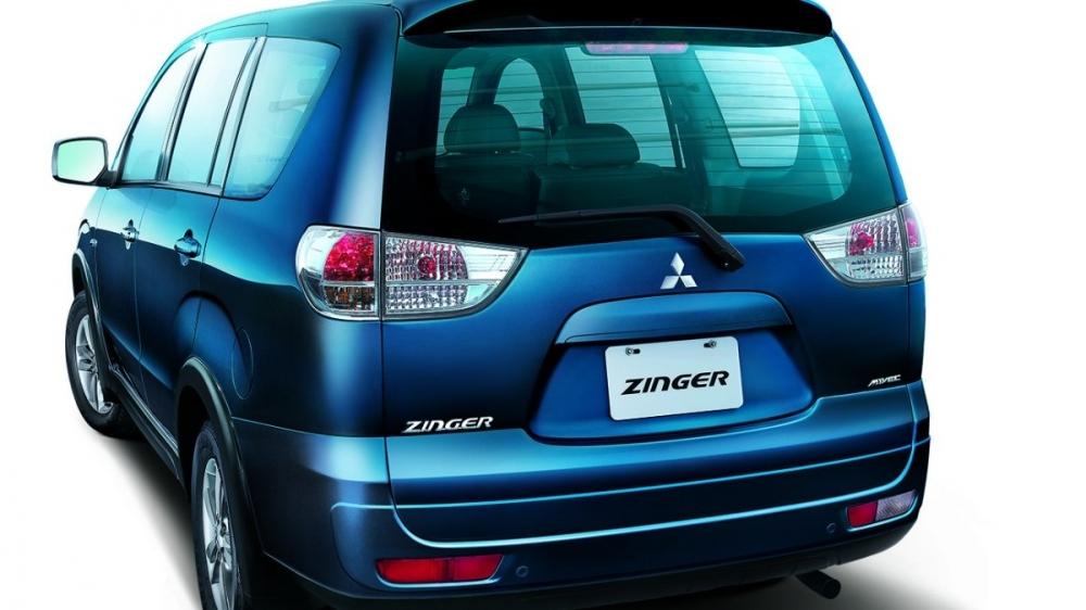 Mitsubishi_Zinger_2.4雅緻自排型