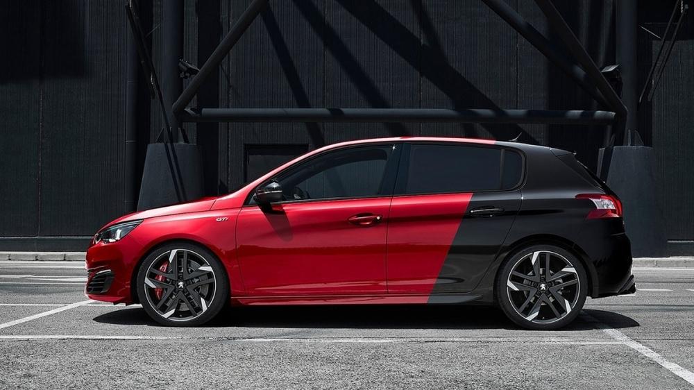 Peugeot_308_GTi by Peugeot Sport全景玻璃頂版
