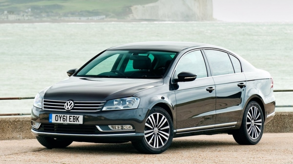 Volkswagen_Passat Sedan_2.0 TDI BlueMotion