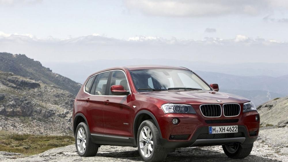BMW_X3_xDrive20i領航版