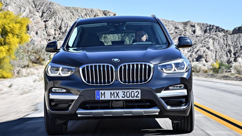 2019 BMW X3 xDrive30i豪華運動版