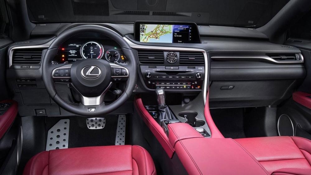 Lexus_RX_200t F Sport