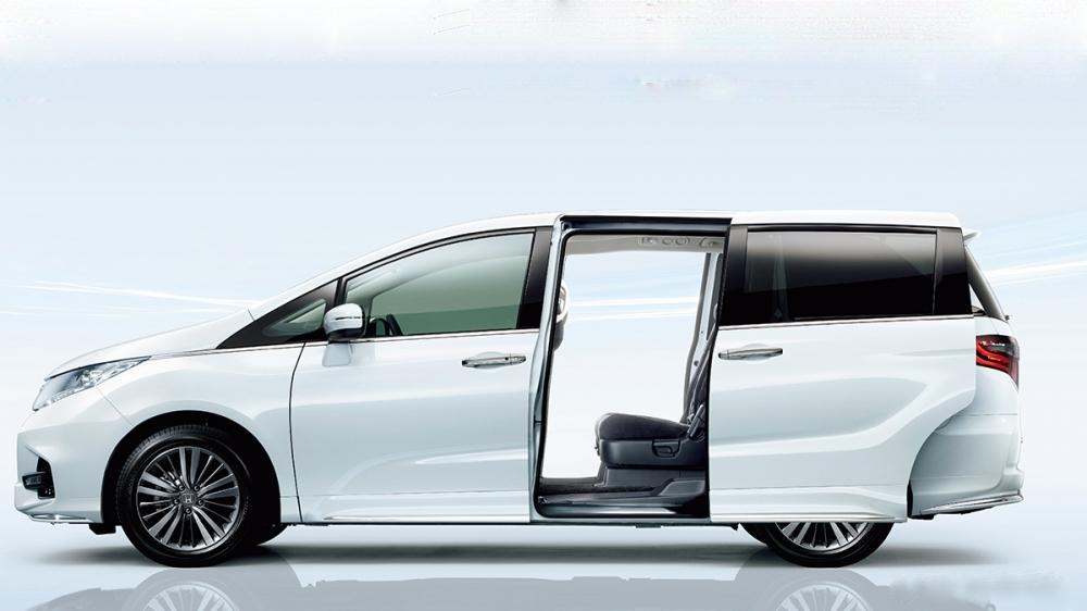 2019 Honda Odyssey 2.4 Apex八人座