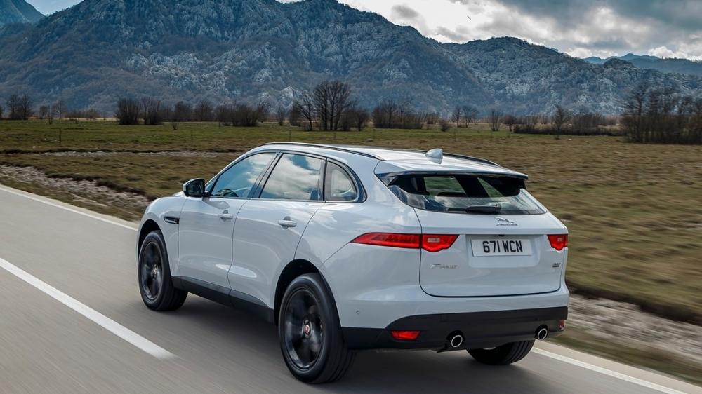 2020 Jaguar F-Pace R-Sport  AWD