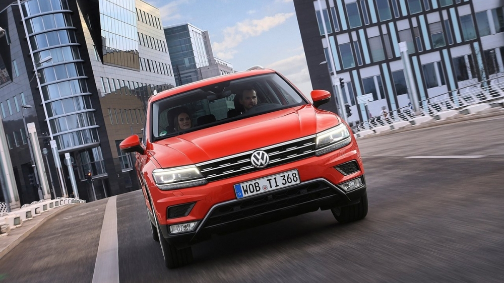 Volkswagen_Tiguan_280 TSI Trendline