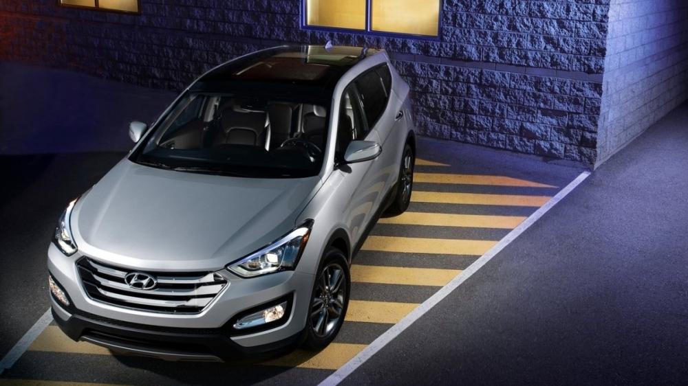 Hyundai_Santa Fe_2.2豪華款