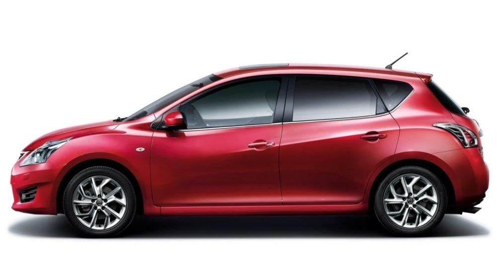 Nissan_Tiida 5D_Turbo旗艦版