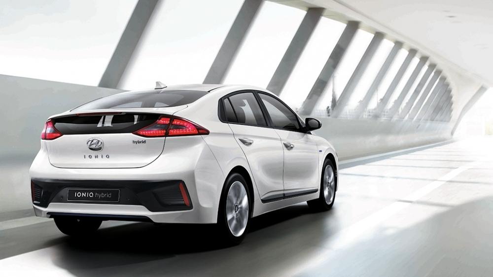 2019 Hyundai Ioniq Hybrid 1.6