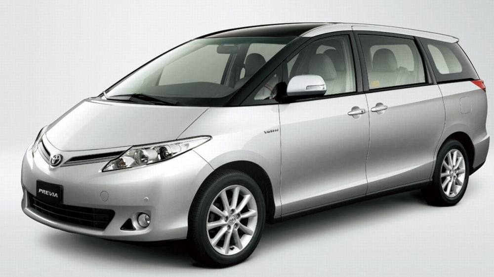 Toyota_Previa_2.4 Welcab