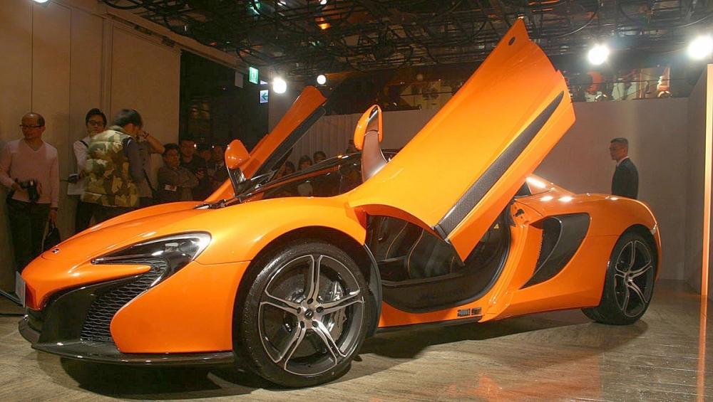 McLaren_650 S Spider_V8