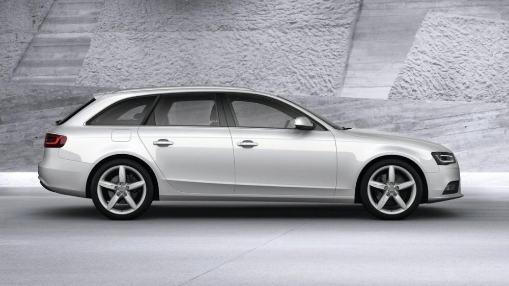 Audi_A4 Avant_30 TDI