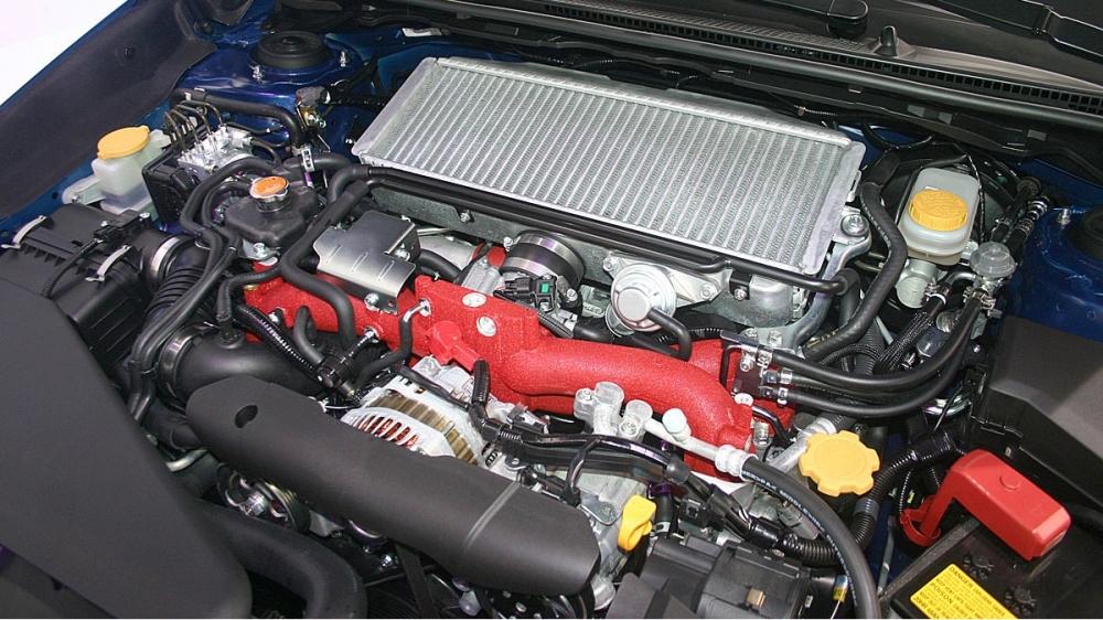 Subaru_WRX_STI 2.5i Premium