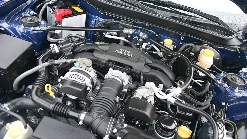 2019 Subaru BRZ 2.0 6AT