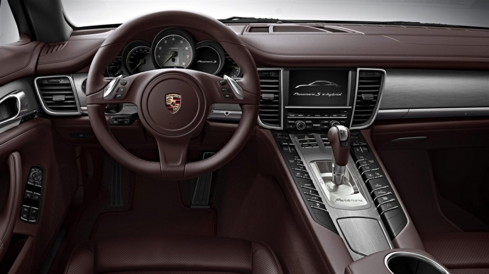 Porsche_Panamera_S E-Hybrid