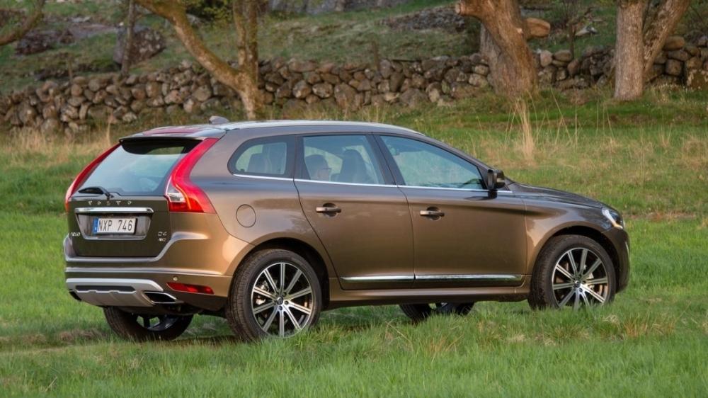 Volvo_XC60_D5 豪華版