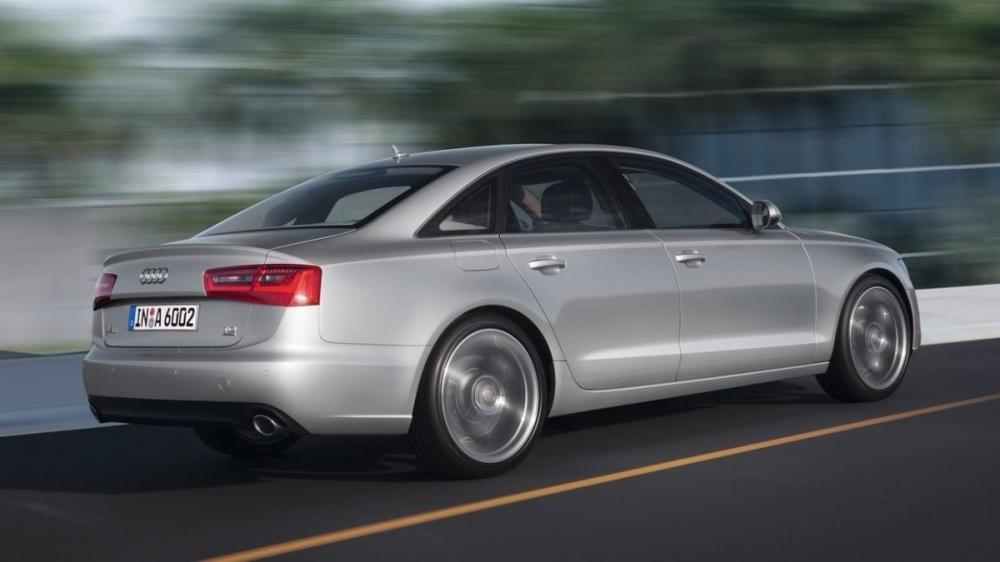 Audi_A6 Sedan_35 FSI quattro