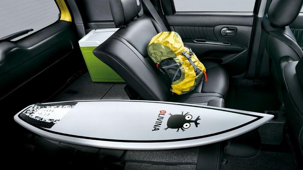 2020 Nissan Livina 1.6行家皮椅版