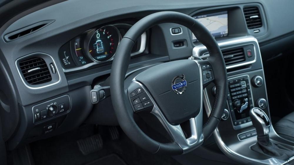 Volvo_V60_T6 旗艦款