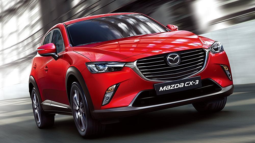Mazda_CX-3_2.0 SKY-G尊榮型
