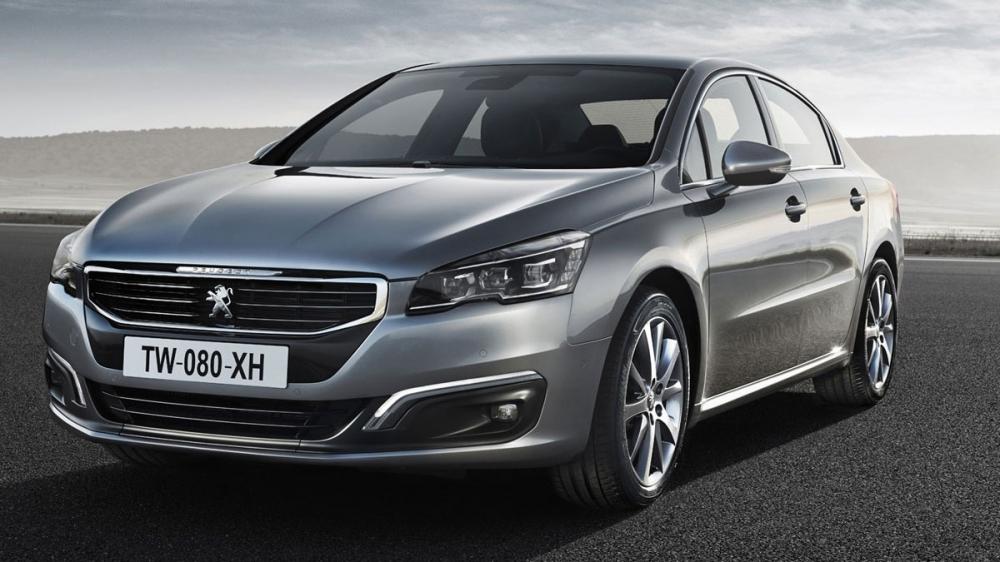 Peugeot_508_ e-HDi 1.6 Design