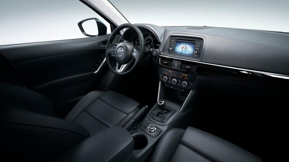 Mazda_CX-5_柴油2.2 AWD