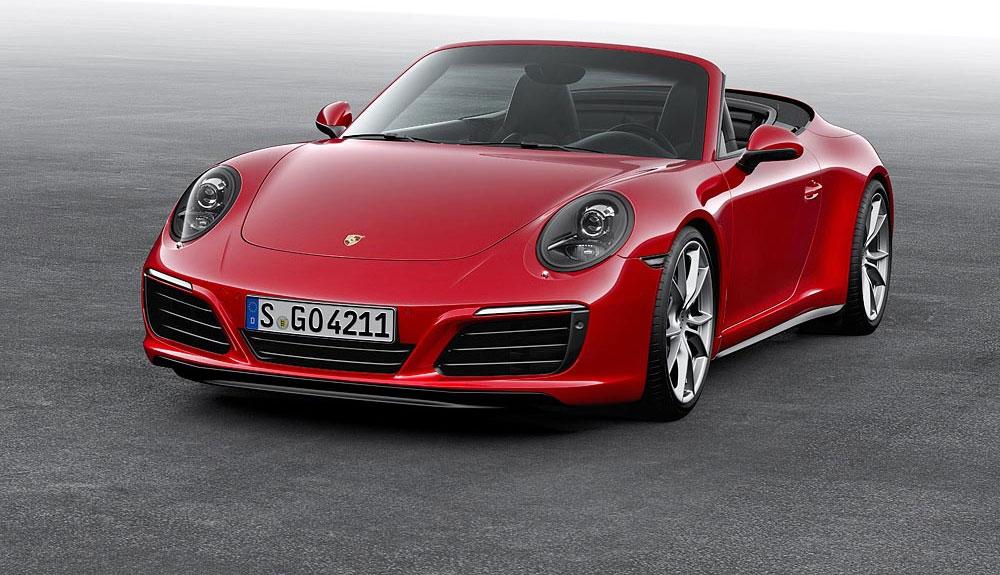 Porsche_911 Carrera 4(NEW)_Cabriolet
