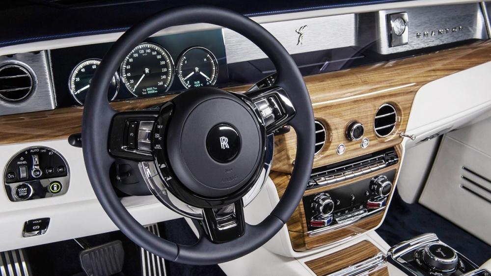 2019 Rolls-Royce Phantom 6.75 V12 EWB尊榮版