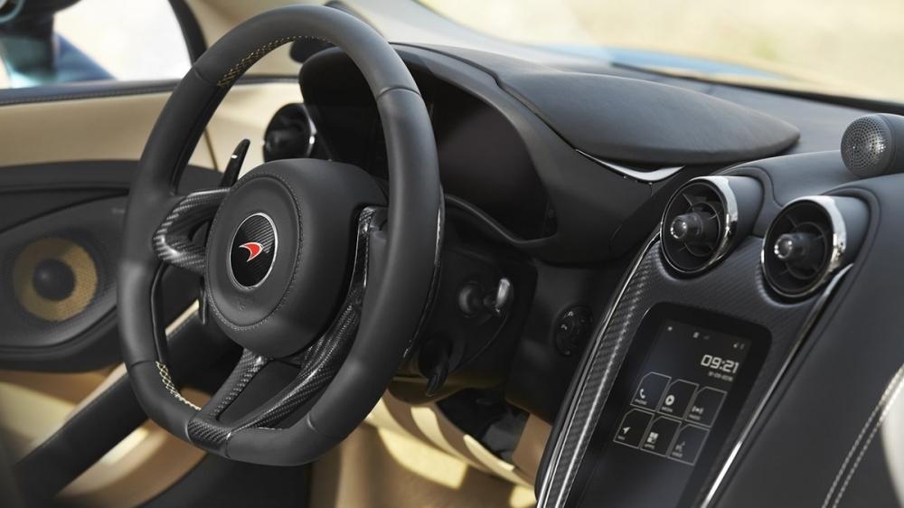 2019 McLaren 570 GT V8