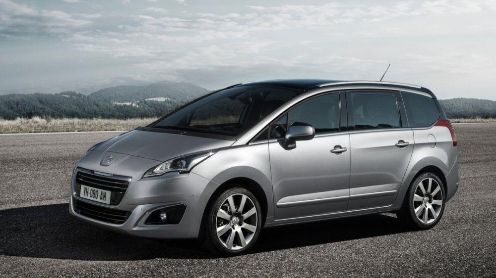 Peugeot_5008_1.6 BlueHDi Classic