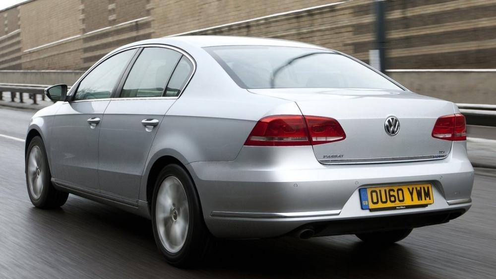 Volkswagen_Passat Sedan_1.8 TSI CL