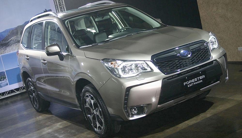 Subaru_Forester_2.0 XT Premium