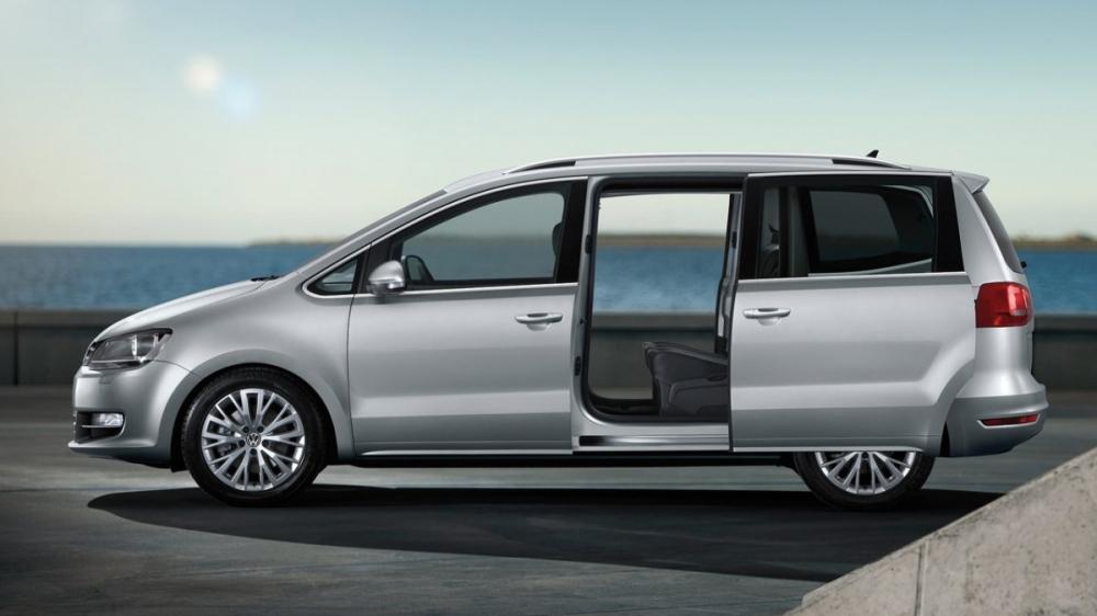 Volkswagen_Sharan_1.4 TSI BMT Trendine