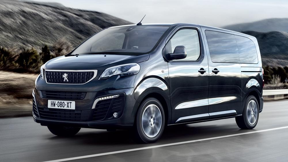 2020 Peugeot Traveller 樂活版(5米3)