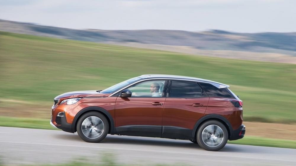 2020 Peugeot 3008 SUV 1.2 PureTech Allure