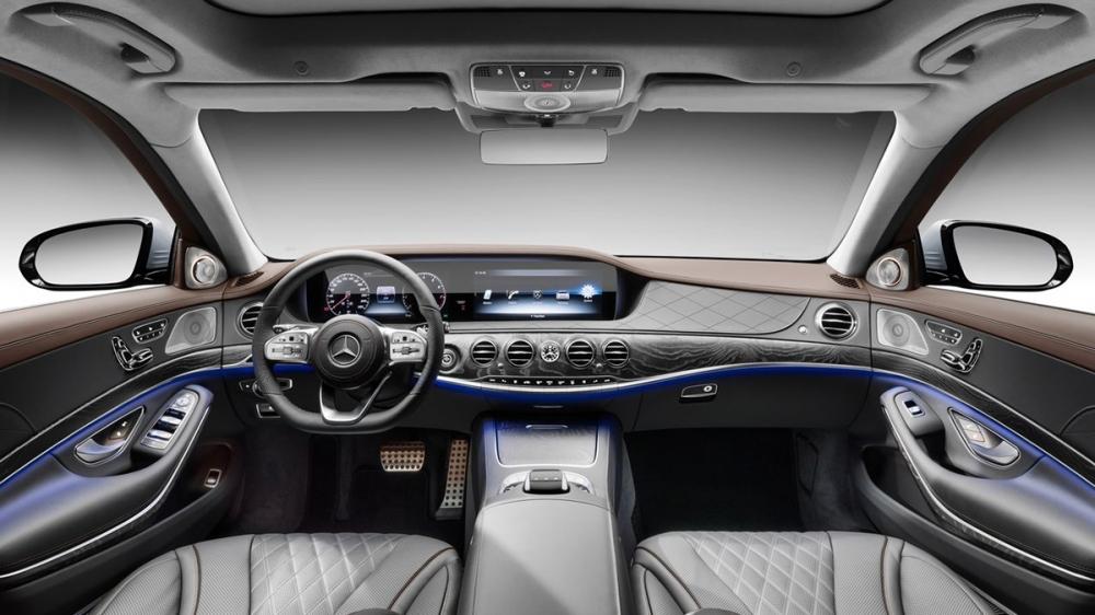 2019 M-Benz S-Class S350d L