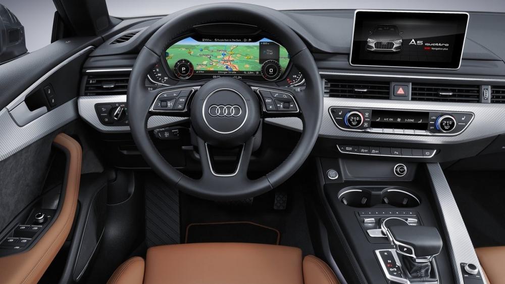 2019 Audi A5 Sportback 45 TFSI quattro S-Line