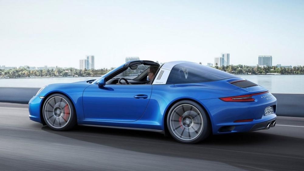 Porsche_911 Targa(NEW)_4S