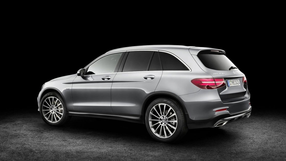 2019 M-Benz GLC-Class GLC250 4MATIC運動版
