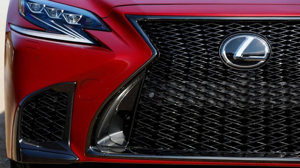 Lexus_LS_500h F Sport版